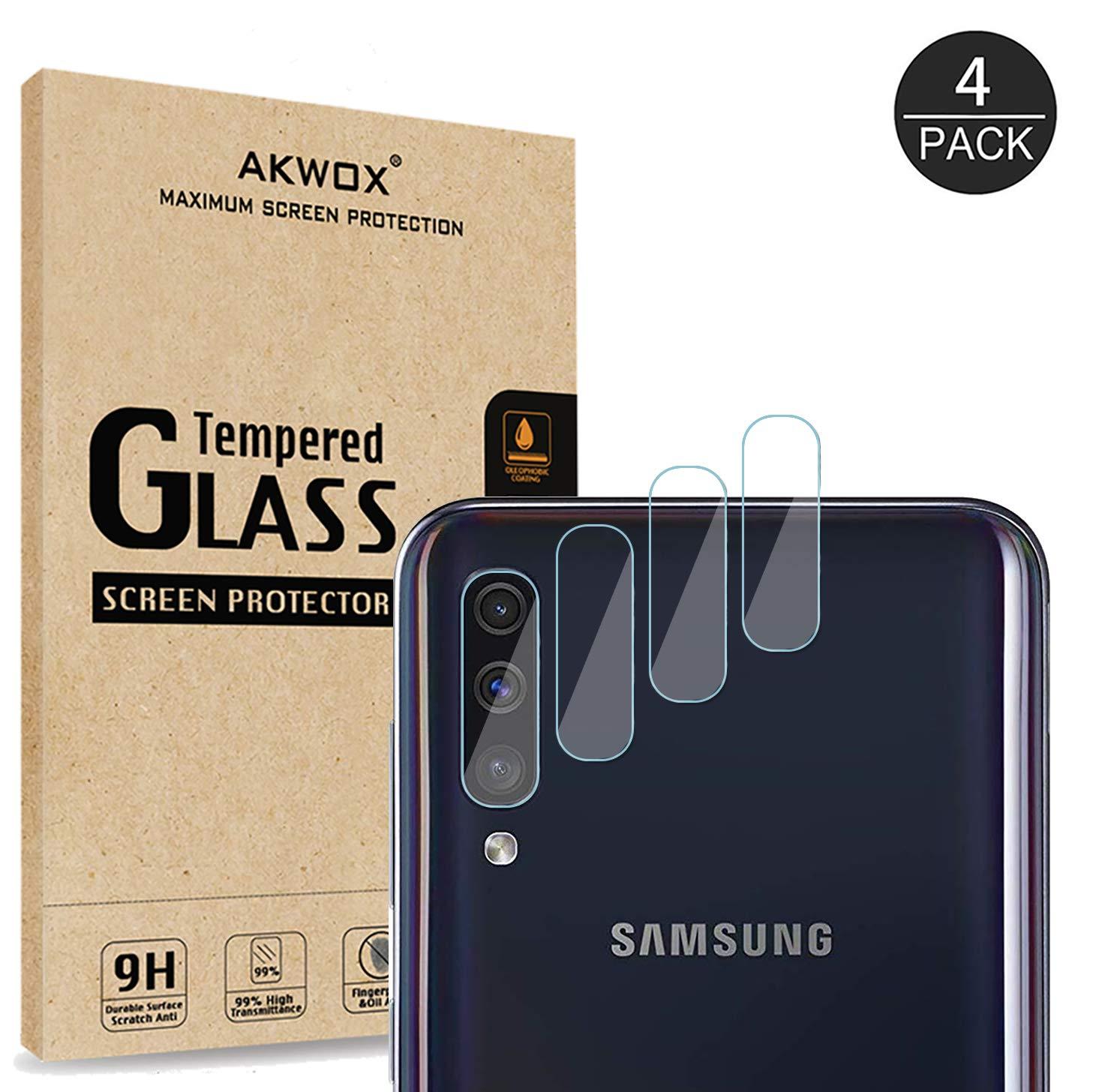 Protectores Para Camara Samsung Galaxy A50 (4 Unidades)