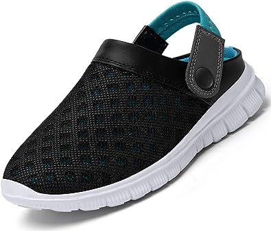 SAGUARO Zuecos Niño Verano Zapatillas Niña Sandalias Transpirables Zapatos de Jardín Comodos: Amazon.es: Zapatos y complementos
