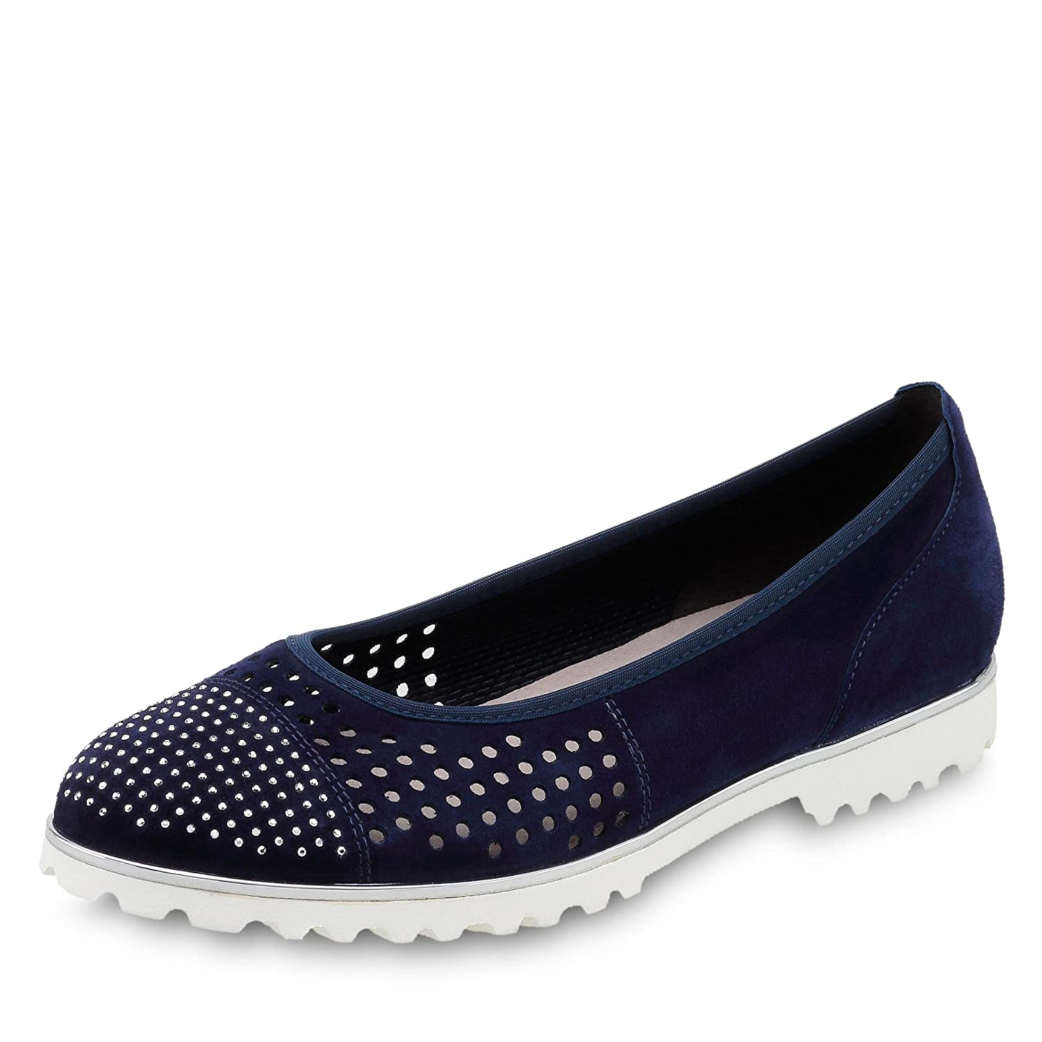 Gabor 83.102 Derbies femmes Derbies 83.102 37.5 EU|Blau 7056d5