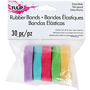 Tulip Rubber Bands 30-pc
