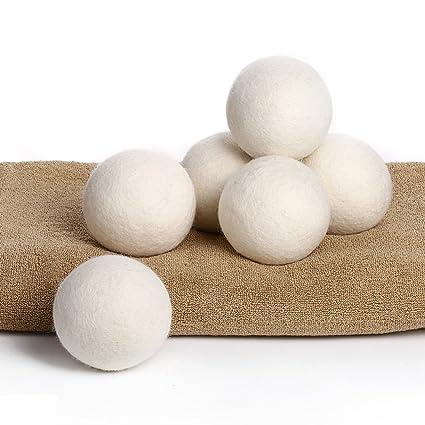 Wool Dryer Balls XL 6 Pack 2.95