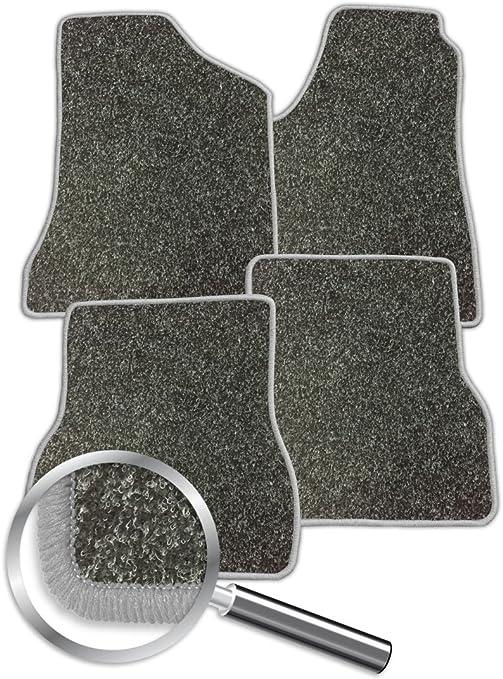 Fußmatten TOP Qualität FIAT DOBLO  KASTEN ab 2010  Gummifußmatten passgenau
