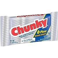 Chunky Share Pack, Bulk Individually Wrapped Milk Chocolate Ferrero Candy Bars, Christmas Stocking Stuffers, 2.5 Ounce…
