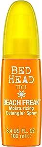 TIGI Beach Freak Moisturizing Detangler Hair Spray for Women, 100ml