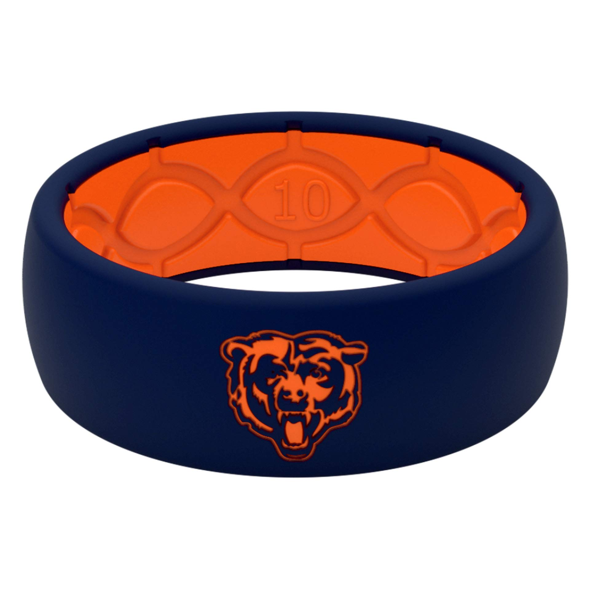 NFL Chicago Bears - Groove Life Silicone Wedding