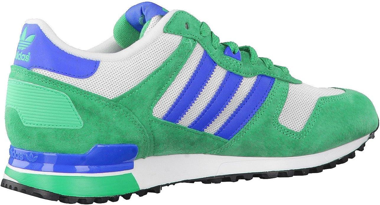 adidas ZX 700, Zapatillas de Gimnasia para Hombre, Verde (Surf Green s15-st/bluebird/ftwr White), 38 EU: Amazon.es: Zapatos y complementos