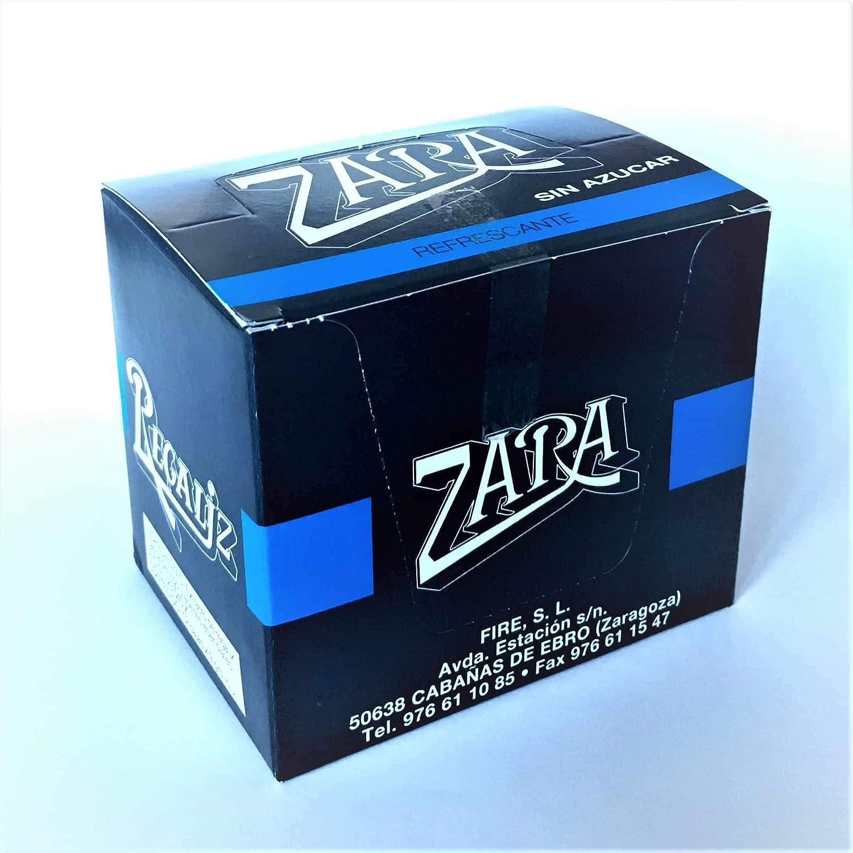 Zara Refrescante - 12 Cajitas: Amazon.es: Alimentación y bebidas