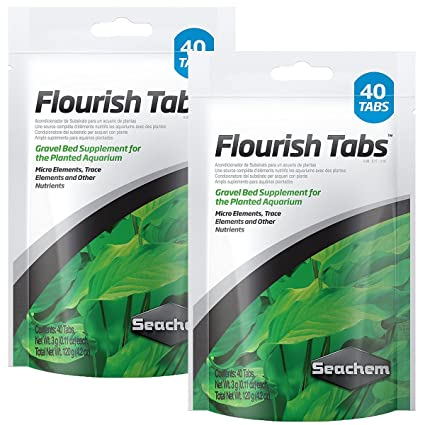 Seachem Flourish Tabs 80 Count