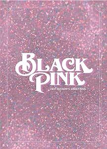 Blackpink - 2021 Season's Greetings incl. Special DVD, Desk Calendar, Standing Calendar, Mini Calendar, Scheduler, Mini Brochure, Photocards, Sticker, Postcards, Extra Photocards