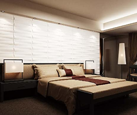 affordable home innovations modern bamboo 3d wall panels eco friendly 32 sq ft - Kcheninnovationen Inkl