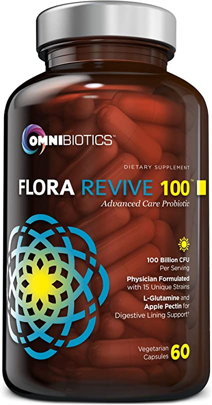 Amazon.com: Probiotics 100 Billion CFU | Clinical Strength Probiotics for  Women, Probiotics for Men | 15 Strain Probiotic Supplement with Delayed  Release Capsules (DRCaps) Plus Prebiotics and L-Glutamine: Health &  Personal Care