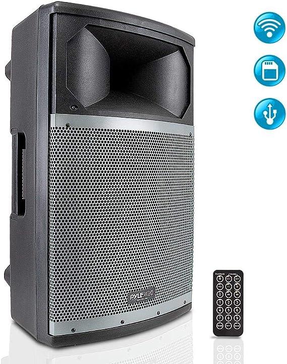 "Portable Loud Speaker 1000W Bass Stereo Sound System 12/"" USB Bluetooth Wireless"
