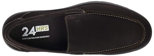 24 HORAS 10485, Mocasines para Hombre, (Marron 6), 44 EU: Amazon.es: Zapatos y complementos