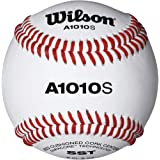 Wilson Practice and Soft Compression Baseballs (One and Three Dozen Available)