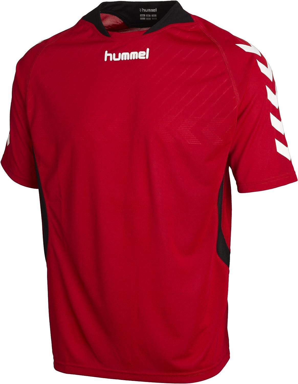 Hummel Team Player - Camiseta de equipo unisex, color rojo (true red), talla XXXL: Amazon.es: Ropa y accesorios