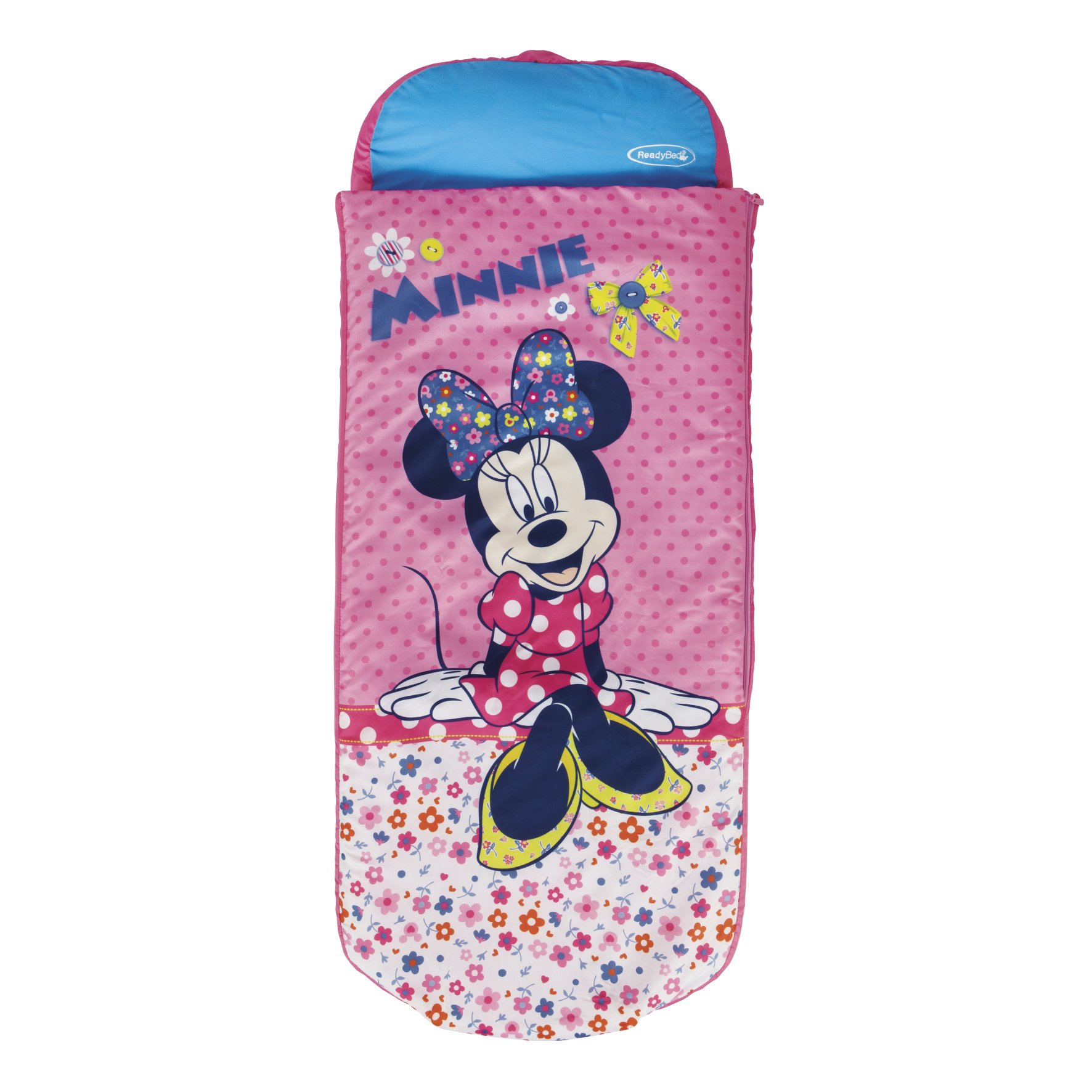 Minnie Mouse Junior ReadyBed