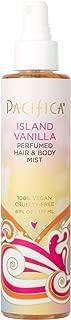 product image for Pacifica Beauty Island Vanilla Perfumed Hair & Body Mist, Island Vanilla, 6 Fl Oz (1 Count)