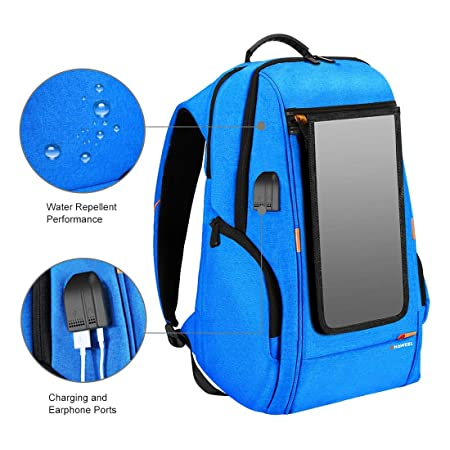 side facing haweel external frame backpack
