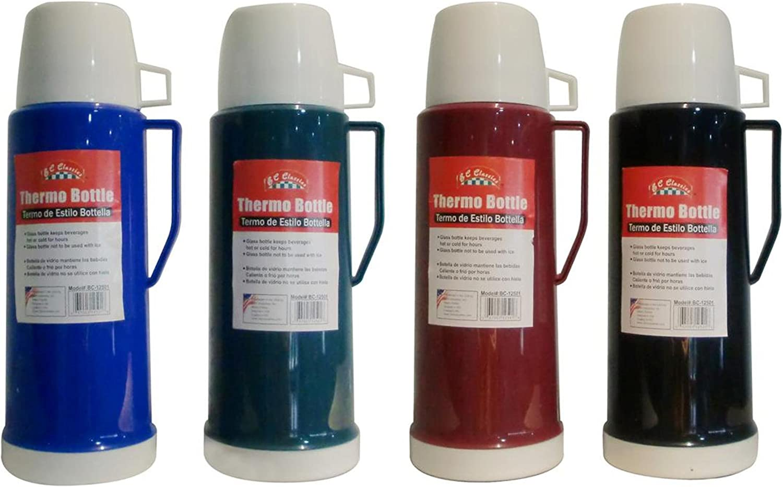 Benecasa Thermos Glass Line, 1-Liter