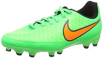 5b5b76f02 Nike Jr. Magista Onda FG Soccer Cleat (Poison Green) Sz. 1Y