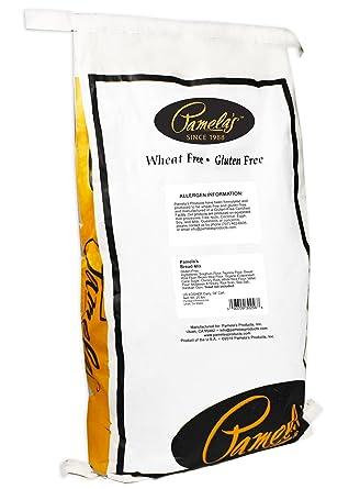 Pamela Productos, increíble mezcla para pan sin trigo ...