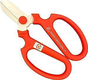 Lefty's Flower Scissors Hand Creation F-170 Red/Left Handed Florist Scissors