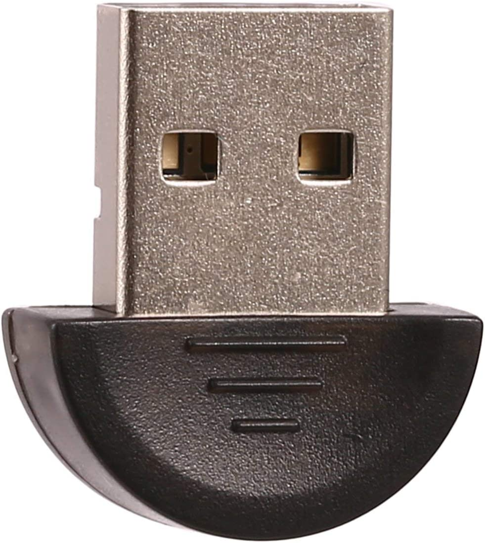 Lorenlli Universal Mini Wireless Bluetooth USB 2.0 Adaptador Dongle para PC portátil para Win XP Vista Wireless Bluetooth Adapter