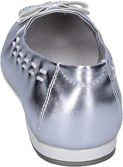 DIDI BLU Sandals Baby-Girls Leather Silver