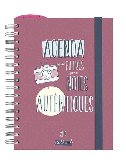 Agenda 2019 día página catalán