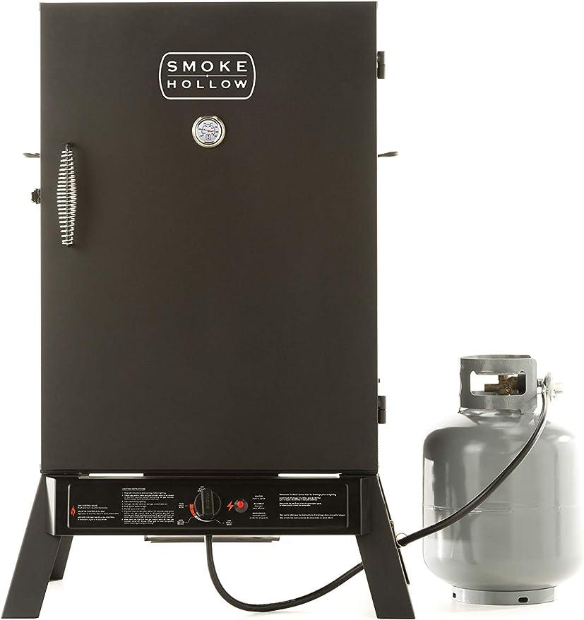 Smoke Hollow PS40B Propane Smoker - Best Capability and Strength