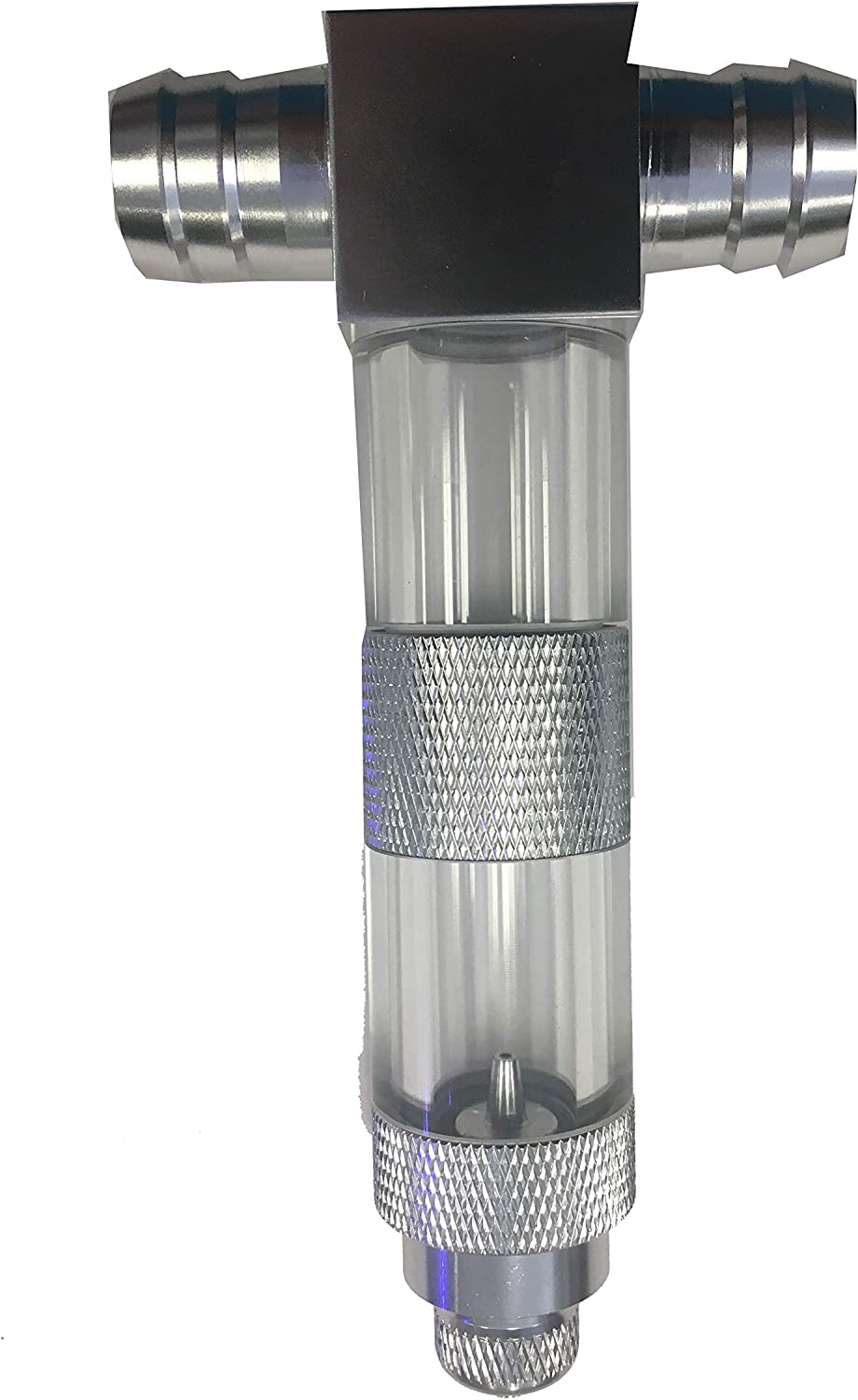 Aquarium CO2 Diffuser Atomizer Reactor System with Bubble Counter Tank 12//16mm