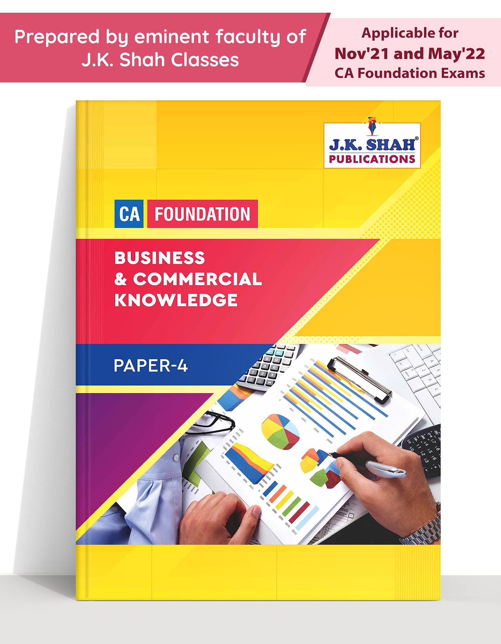 ICAI CA Foundation Exam Notes | Paper 4 Business & Commercial Knowledge |Prepared by faculty of JK Shah Classes | Nov 21, May 22 Exam | Theory & MCQs