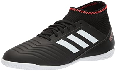 adidas Unisex ACE Tango 18.3 in J Soccer Shoe core Black White Solar red 5befc9a976e0