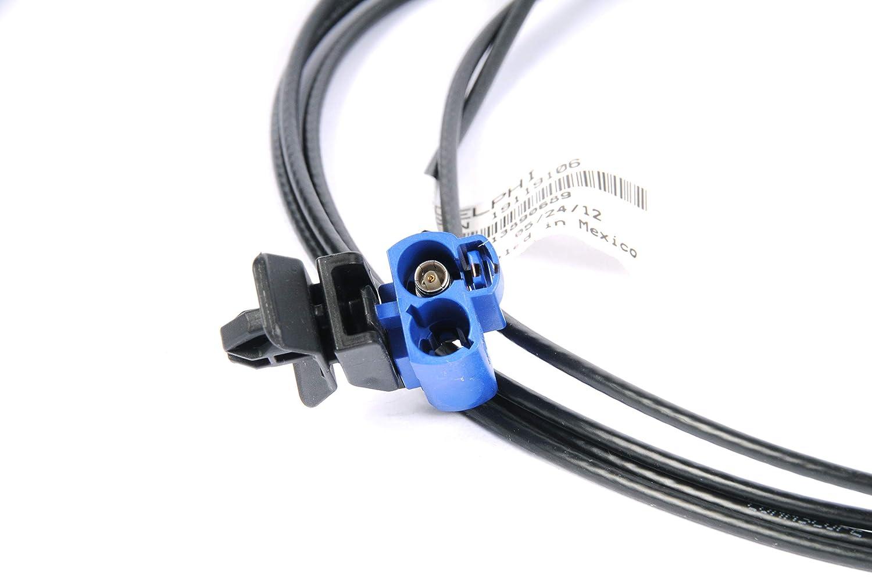 ACDelco 19119106 GM Original Equipment Antenna Module Wiring Harness Connector