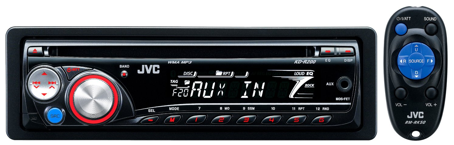 71Hp0abF6yL._SL1494_ amazon com jvc kd r200 am fm single din mp3 wma compatible in jvc kd-bt1 wiring diagram at bayanpartner.co