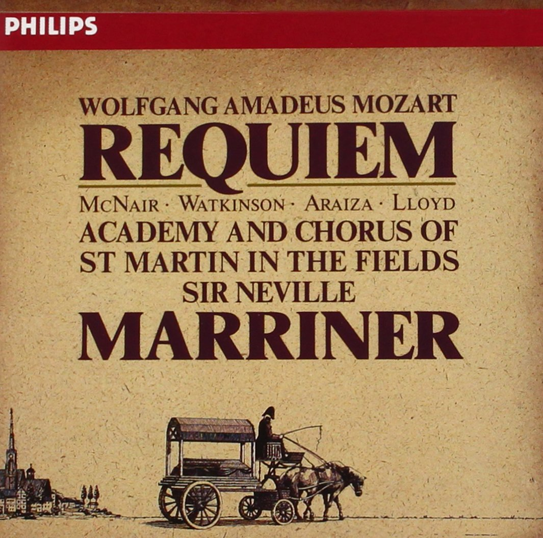 Mozart: Requiem by Philips Classics