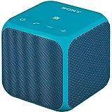ソニー SONY ワイヤレスポータブルスピーカー SRS-X11 : Bluetooth対応 ブルー SRS-X11 L