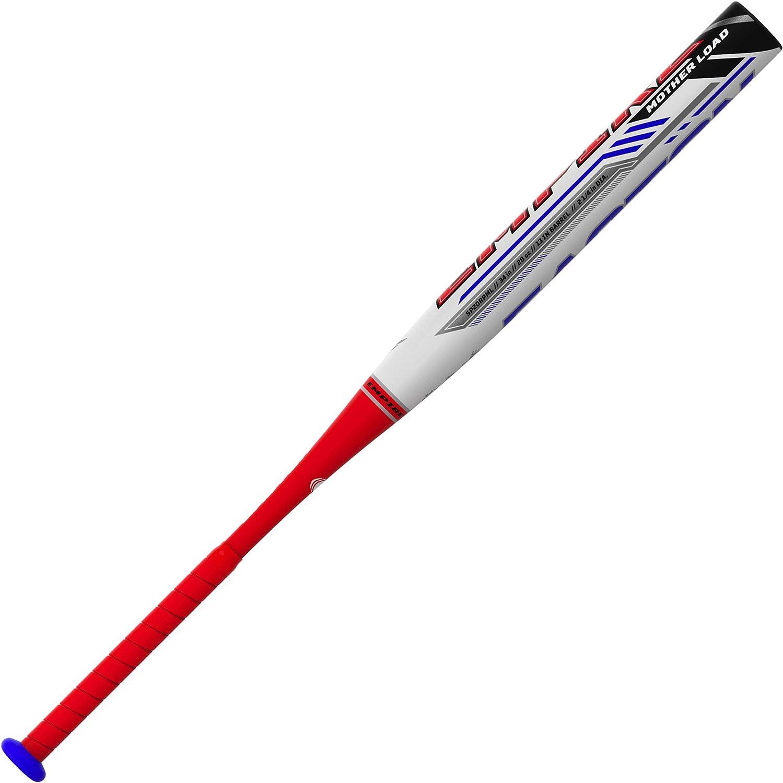 Ron Parnell Mother Loaded Carbon Zero Handle 13 inch Barrel 2020 EASTON Empire Senior Slowpitch Softball Bat 1 Piece Composite Certification Senior Softball /& ISA
