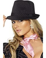 Smiffy's Fever Gangster Trilby Hat