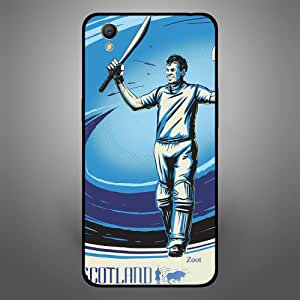 Oppo A37 Scotland, Zoot Designer Phone Covers