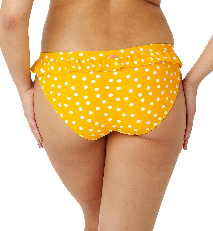 Cleo By Panache Women's Betty Frill Bikini Brief
