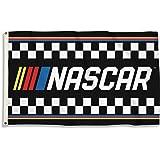 BSI NASCAR Unisex 3x5 Foot Flag with Grommets