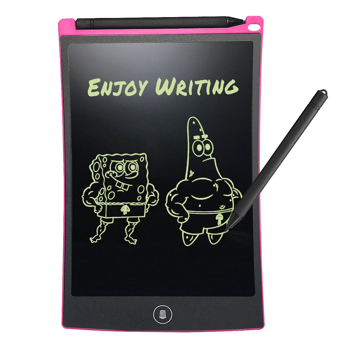 WOBEECOO 8.5 Inch LCD Writing Tablet Pad Portable Environmental Friendly Magnetic Drawing board Graphics Tablet for Adult and kid