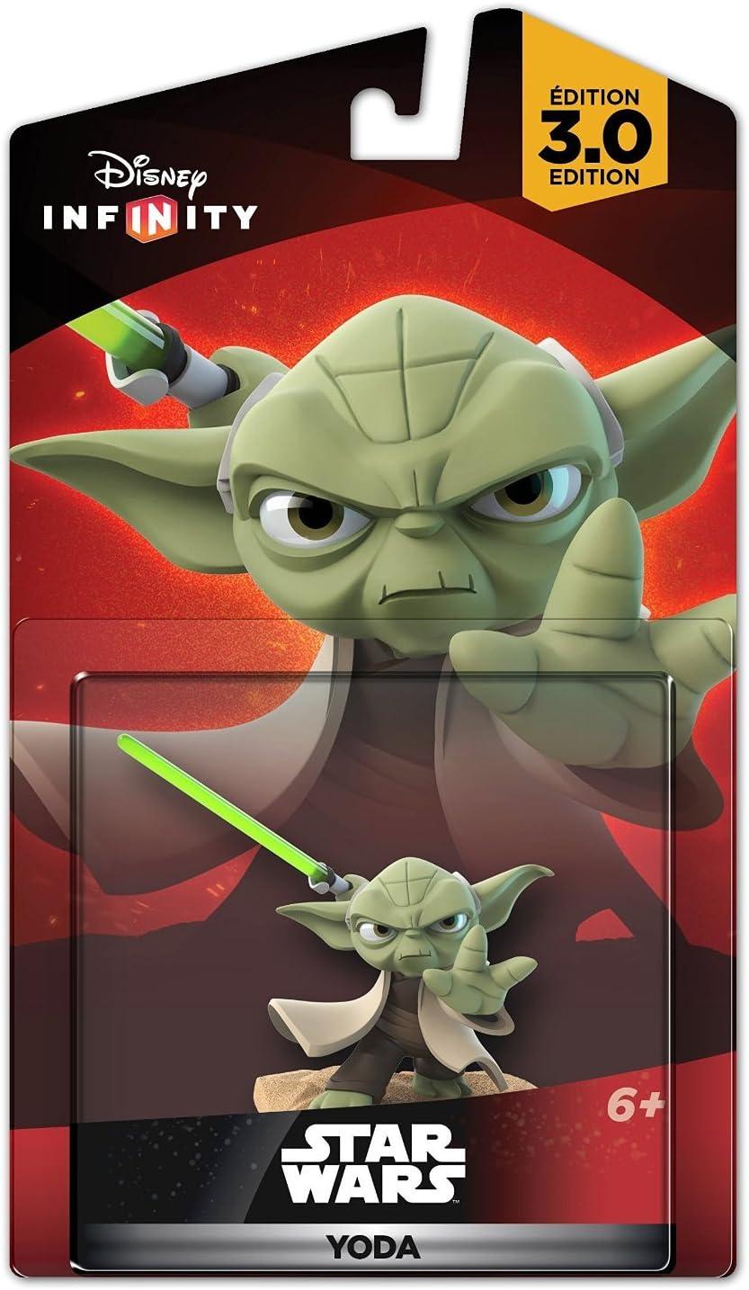 bf71762a060b6 Amazon.com: Disney Infinity 3.0 Edition: Star Wars Yoda Figure: not ...