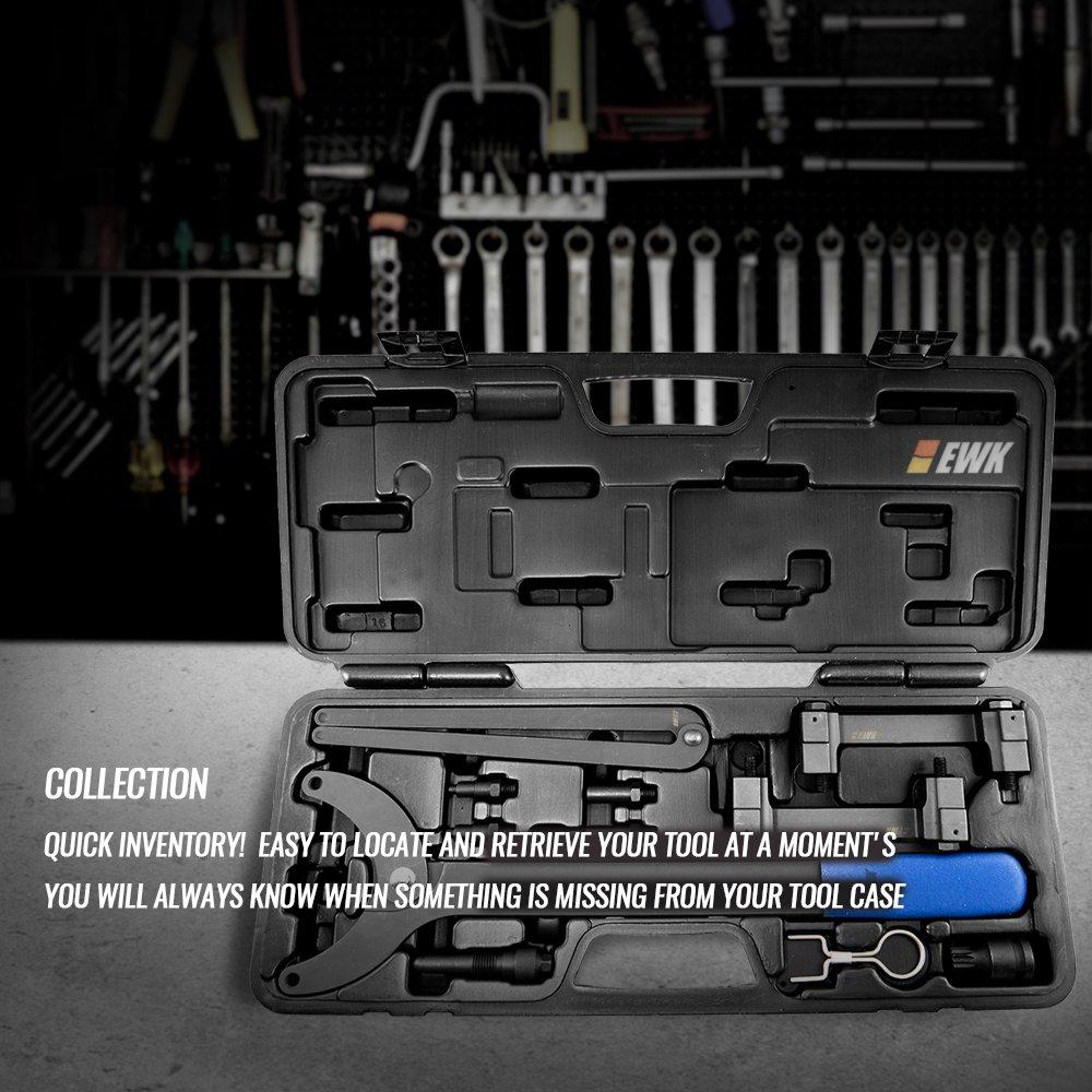 EWK Audi A4,A6,A8 3.2 Liter V6 Timing Tool Kit FSI Chain Engine by EWK (Image #4)