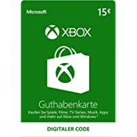 Crédit Xbox Live de 15 EUR [Code Digital - Xbox Live]