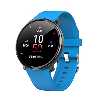 Amazon com : Byoung Smart Bracelet with Blood Pressure