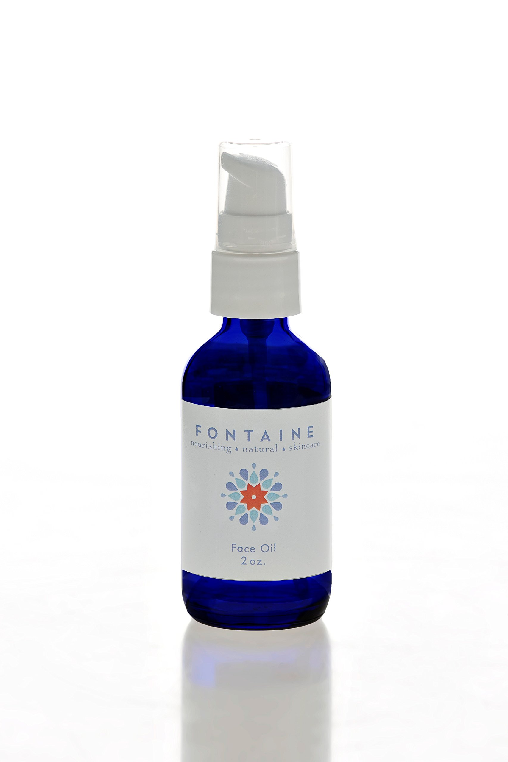 Fragrance Free Face Oil - Nourishing Organic Blend