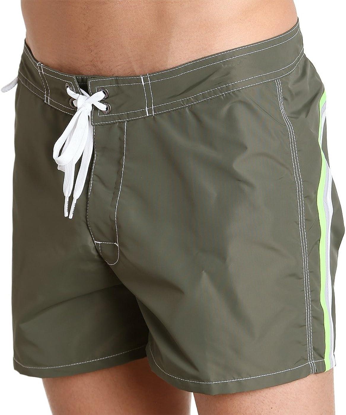 SUNDEK Low Rise Pantalones Cortos para Hombre