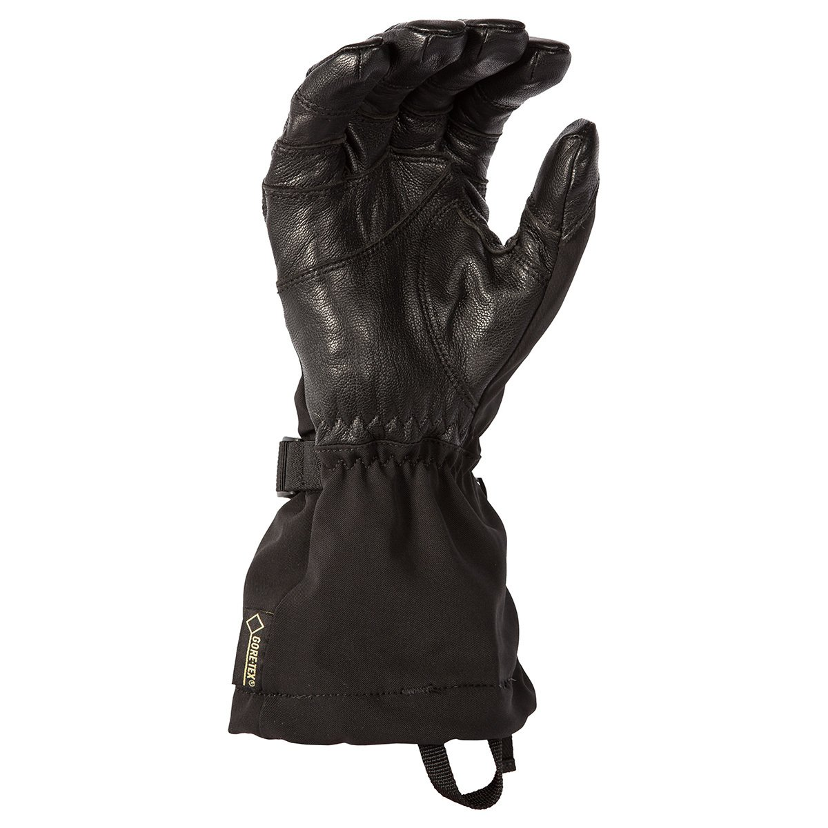 Klim Summit Men's Ski Snowmobile Gloves - Black-SM